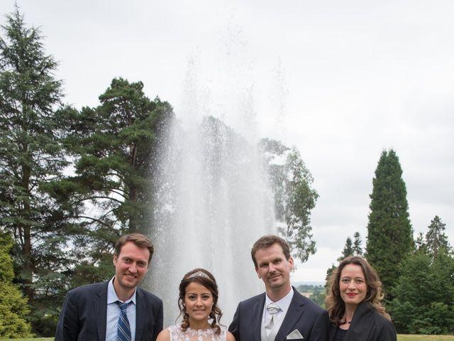 Le mariage de Sébastien et Meryem à Bagnoles-de-l'Orne, Orne 74