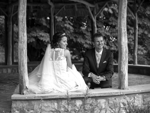 Le mariage de Sébastien et Meryem à Bagnoles-de-l'Orne, Orne 77