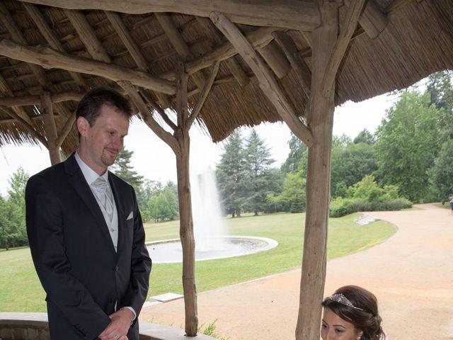 Le mariage de Sébastien et Meryem à Bagnoles-de-l'Orne, Orne 79