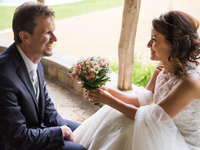 Le mariage de Sébastien et Meryem à Bagnoles-de-l'Orne, Orne 80
