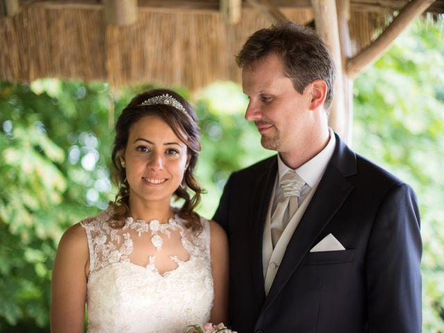 Le mariage de Sébastien et Meryem à Bagnoles-de-l'Orne, Orne 81