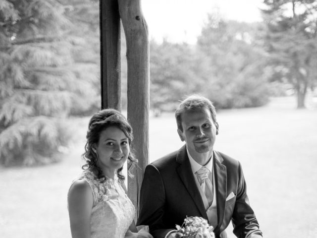 Le mariage de Sébastien et Meryem à Bagnoles-de-l'Orne, Orne 82