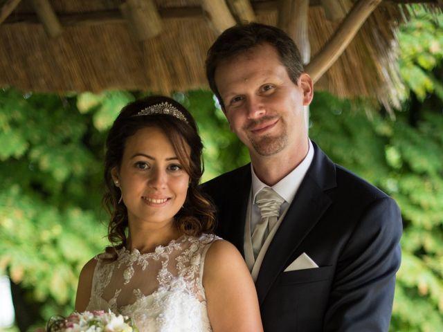 Le mariage de Sébastien et Meryem à Bagnoles-de-l'Orne, Orne 86