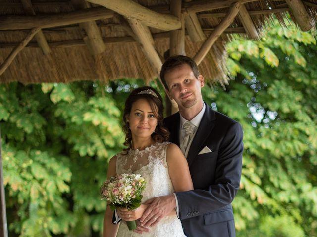 Le mariage de Sébastien et Meryem à Bagnoles-de-l'Orne, Orne 87