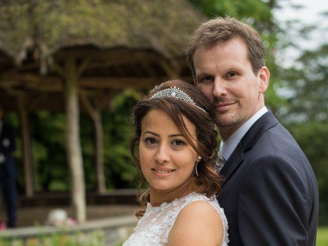 Le mariage de Sébastien et Meryem à Bagnoles-de-l'Orne, Orne 88