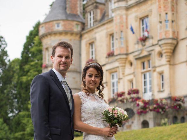 Le mariage de Sébastien et Meryem à Bagnoles-de-l'Orne, Orne 89