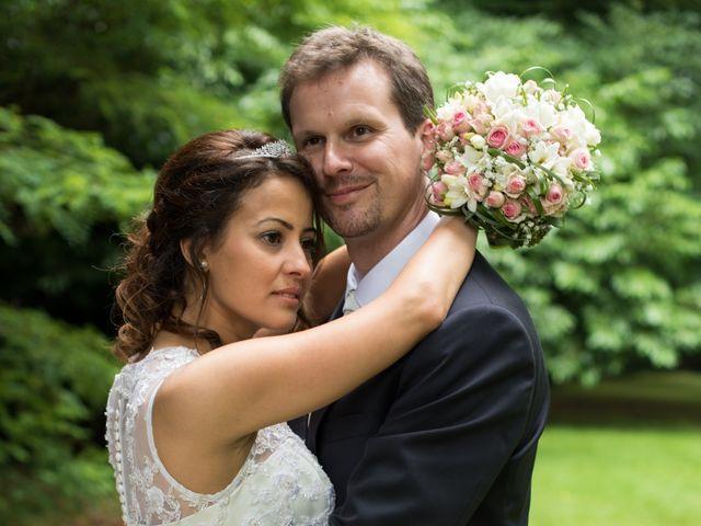 Le mariage de Sébastien et Meryem à Bagnoles-de-l'Orne, Orne 92