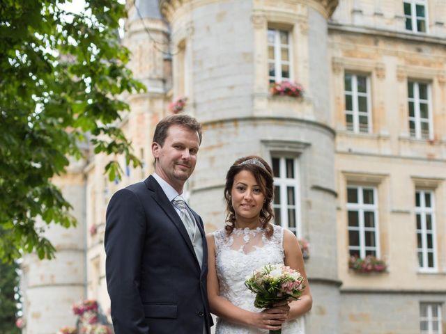 Le mariage de Sébastien et Meryem à Bagnoles-de-l'Orne, Orne 93
