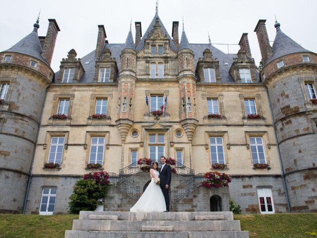 Le mariage de Sébastien et Meryem à Bagnoles-de-l'Orne, Orne 94