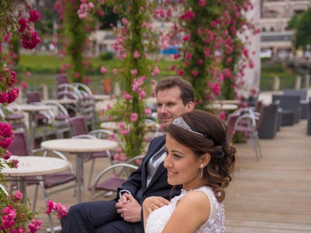 Le mariage de Sébastien et Meryem à Bagnoles-de-l'Orne, Orne 96