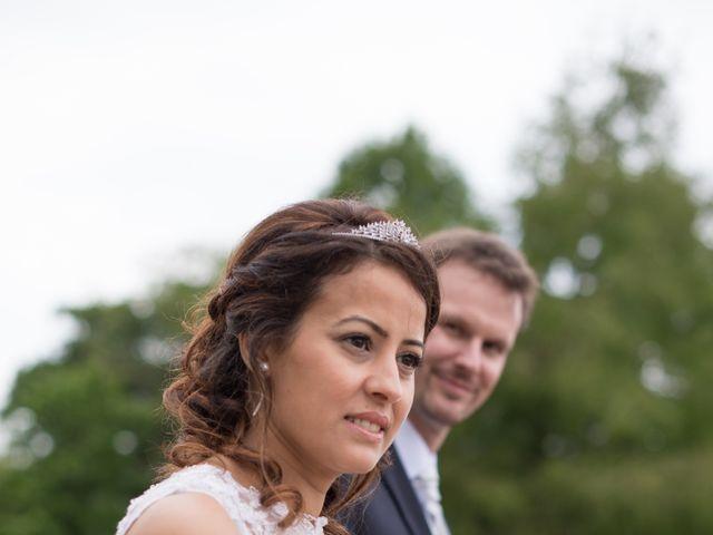 Le mariage de Sébastien et Meryem à Bagnoles-de-l'Orne, Orne 101
