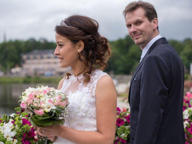 Le mariage de Meryem et Sébastien