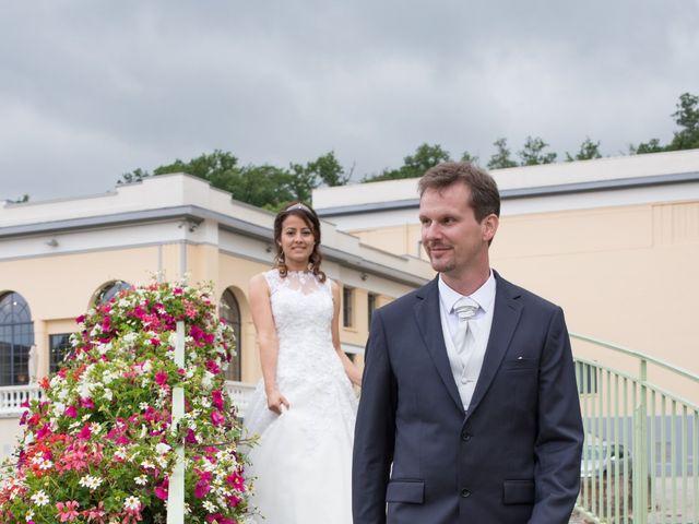 Le mariage de Sébastien et Meryem à Bagnoles-de-l'Orne, Orne 103