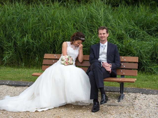 Le mariage de Sébastien et Meryem à Bagnoles-de-l'Orne, Orne 110