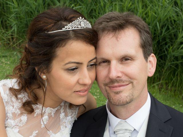 Le mariage de Sébastien et Meryem à Bagnoles-de-l'Orne, Orne 111