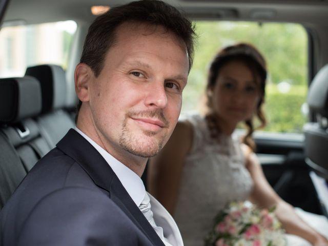 Le mariage de Sébastien et Meryem à Bagnoles-de-l'Orne, Orne 121