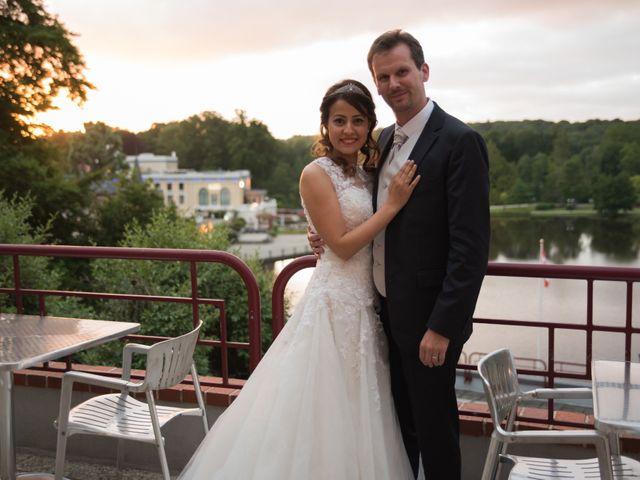 Le mariage de Sébastien et Meryem à Bagnoles-de-l'Orne, Orne 148