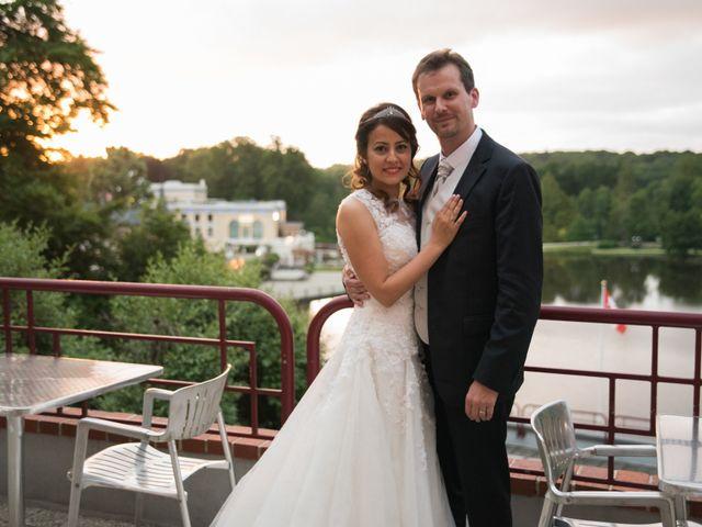Le mariage de Sébastien et Meryem à Bagnoles-de-l'Orne, Orne 149