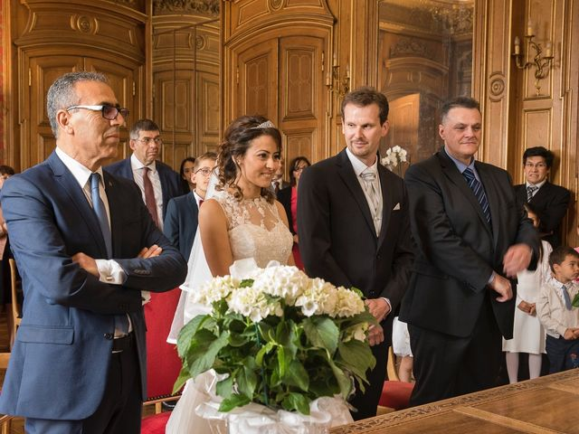 Le mariage de Sébastien et Meryem à Bagnoles-de-l'Orne, Orne 2