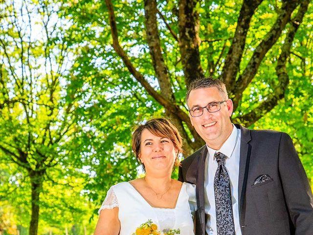 Le mariage de Thomas et Marie à Boufféré, Vendée 7