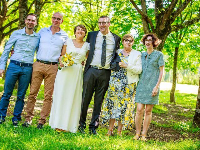 Le mariage de Thomas et Marie à Boufféré, Vendée 8