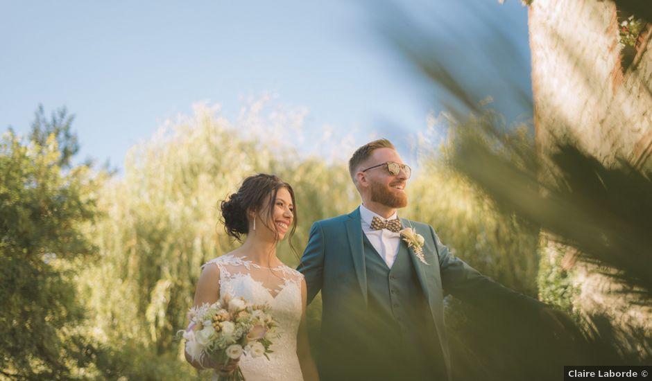 Le mariage de Alexandre et Sarah à Lavaur, Tarn