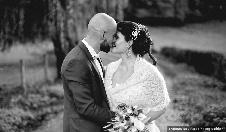 Le mariage de Yannick et Clémence à Vesoul, Haute-Saône