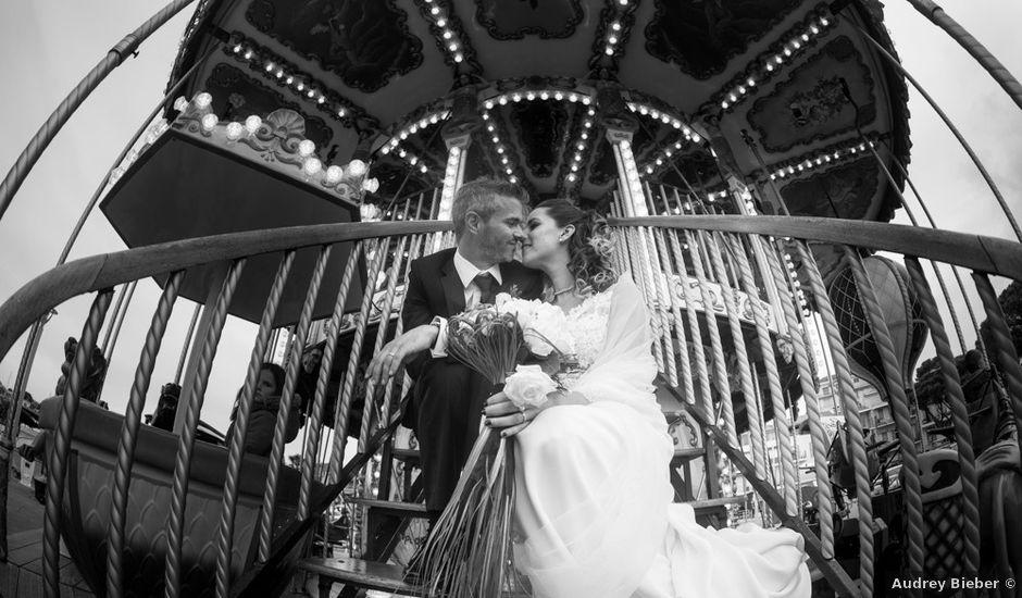 Le mariage de Alban et Gaëlle à Bandol, Var