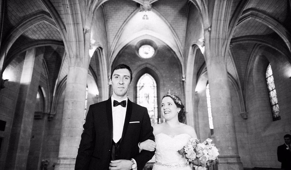 Le mariage de Sylvain et Marion à Antony, Hauts-de-Seine