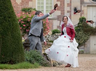 Le mariage de Sabine et Bruno