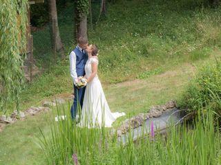Le mariage de Charlène et Franck