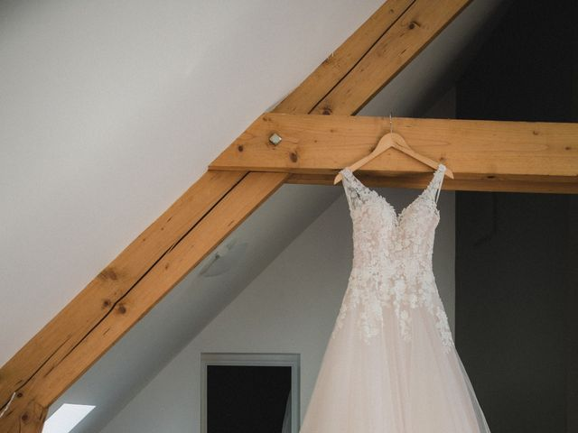 Le mariage de Florent et Laetitia à Dambelin, Doubs 17