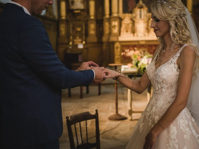 Le mariage de Florent et Laetitia à Dambelin, Doubs 28