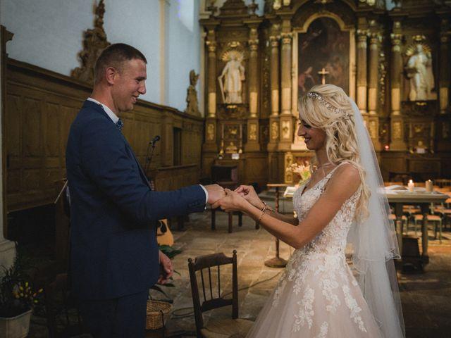 Le mariage de Florent et Laetitia à Dambelin, Doubs 29