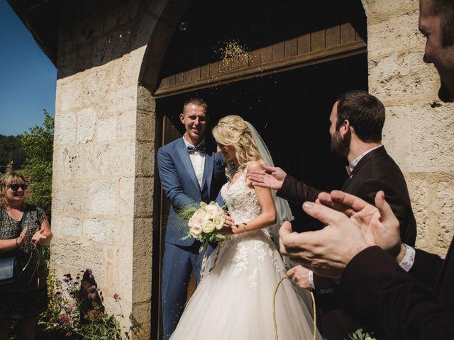 Le mariage de Florent et Laetitia à Dambelin, Doubs 30