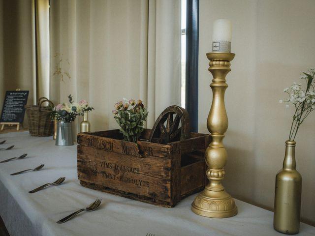 Le mariage de Florent et Laetitia à Dambelin, Doubs 37
