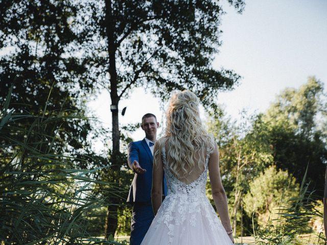 Le mariage de Florent et Laetitia à Dambelin, Doubs 50