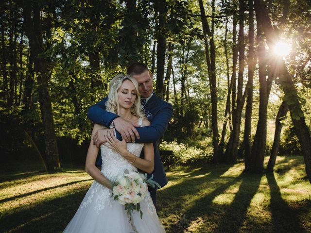 Le mariage de Florent et Laetitia à Dambelin, Doubs 51