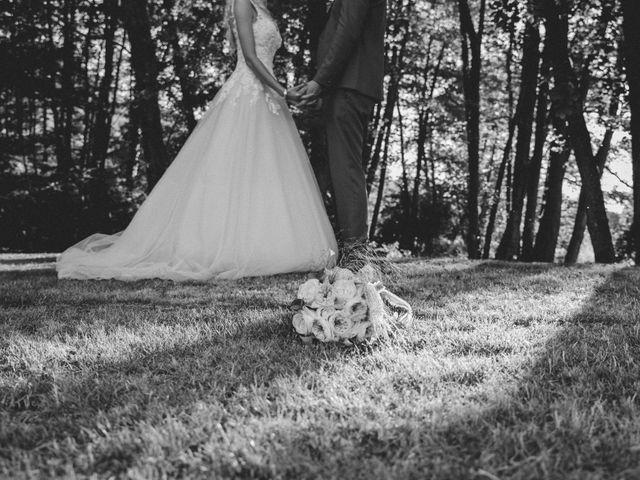 Le mariage de Florent et Laetitia à Dambelin, Doubs 52