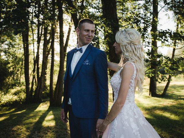 Le mariage de Florent et Laetitia à Dambelin, Doubs 53