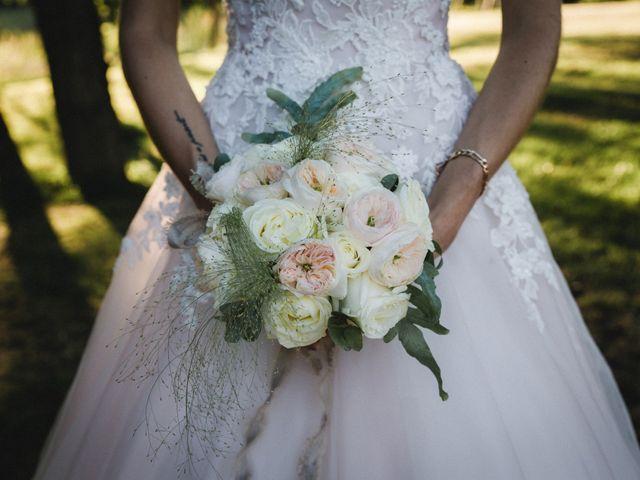 Le mariage de Florent et Laetitia à Dambelin, Doubs 54