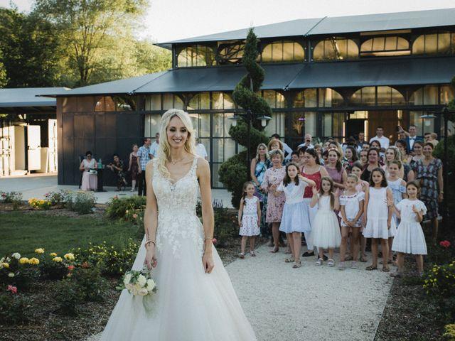 Le mariage de Florent et Laetitia à Dambelin, Doubs 57