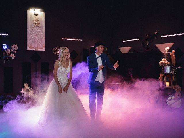 Le mariage de Florent et Laetitia à Dambelin, Doubs 70