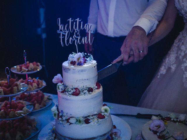 Le mariage de Florent et Laetitia à Dambelin, Doubs 78