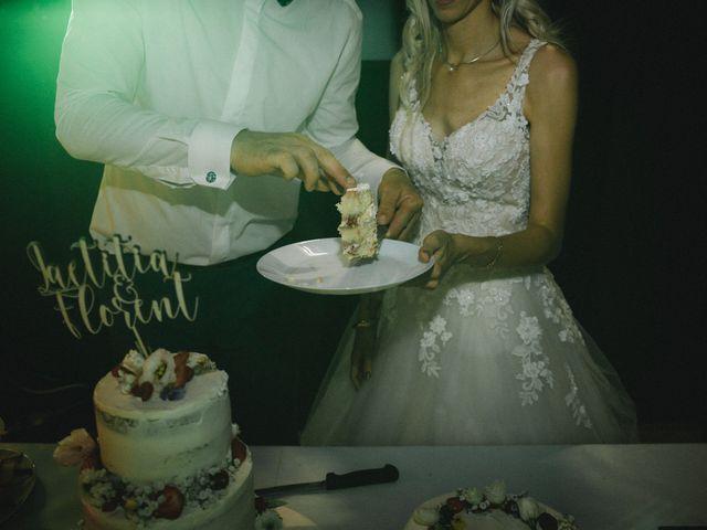 Le mariage de Florent et Laetitia à Dambelin, Doubs 79