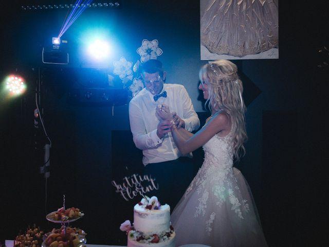 Le mariage de Florent et Laetitia à Dambelin, Doubs 80