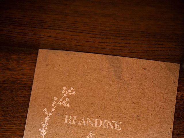 Le mariage de Bastien et Blandine à Chambord, Loir-et-Cher 6