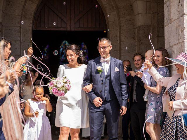 Le mariage de Bastien et Blandine à Chambord, Loir-et-Cher 7
