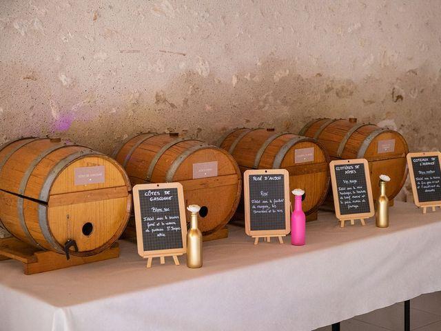 Le mariage de Bastien et Blandine à Chambord, Loir-et-Cher 8