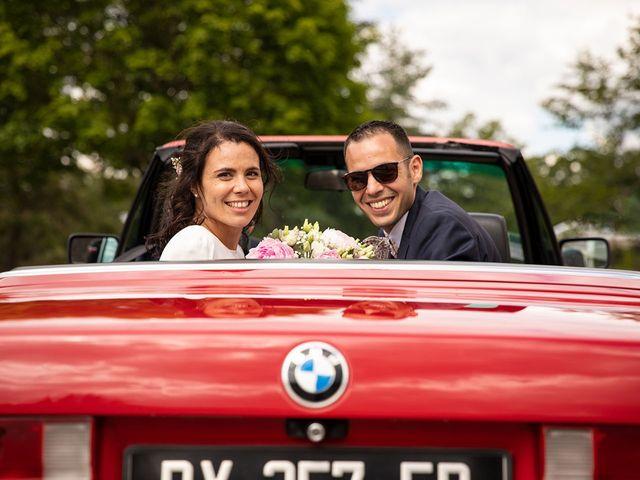 Le mariage de Bastien et Blandine à Chambord, Loir-et-Cher 10